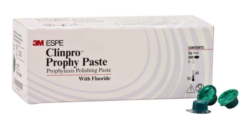 Clinpro Prophy Paste (középmentol,200x2g)