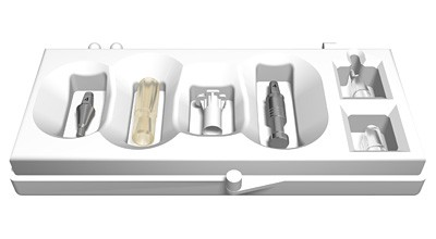Direct Abutment API 3.5/4.0, á4 2.5 mm