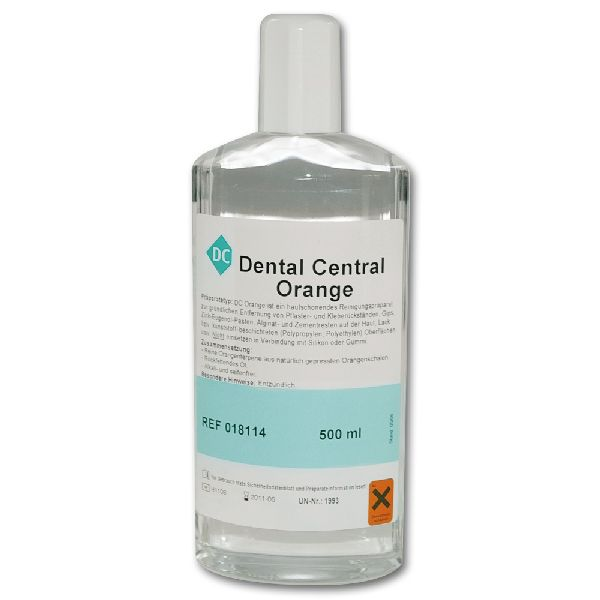DC Orange solvent 500ml