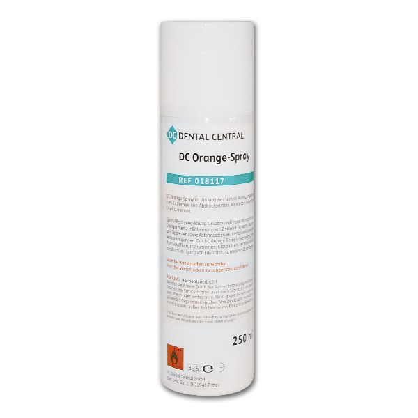 Orange spray 250ml