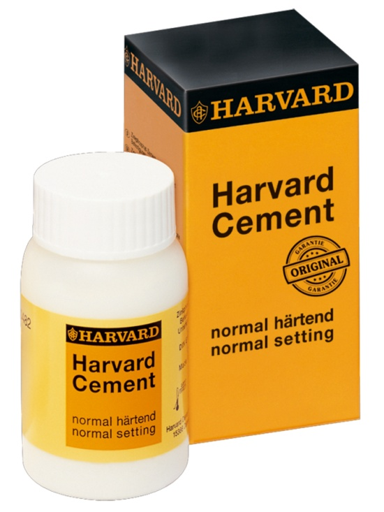 Harvard foszfátcement 100g por, 3-as normálkötő