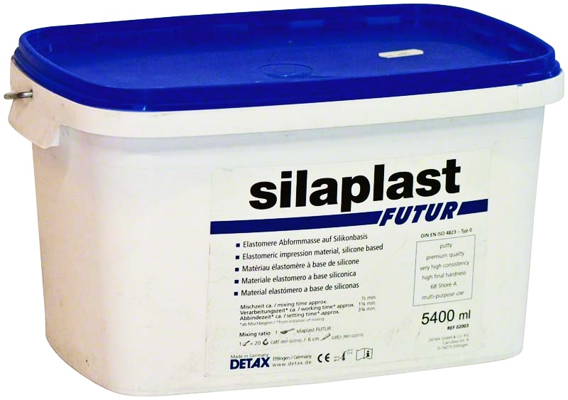 Silaplast Futur Eco-Pack 5400ml