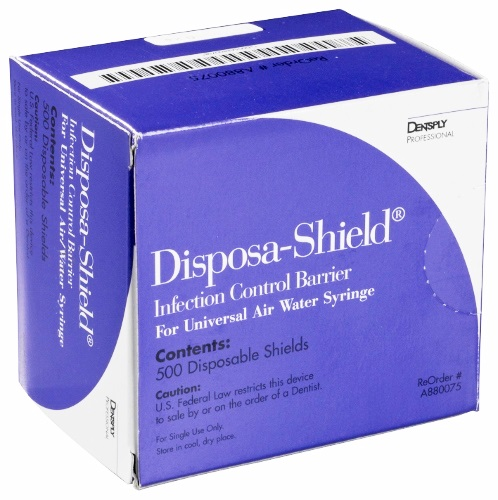 Disposa Shild Sleeves 500