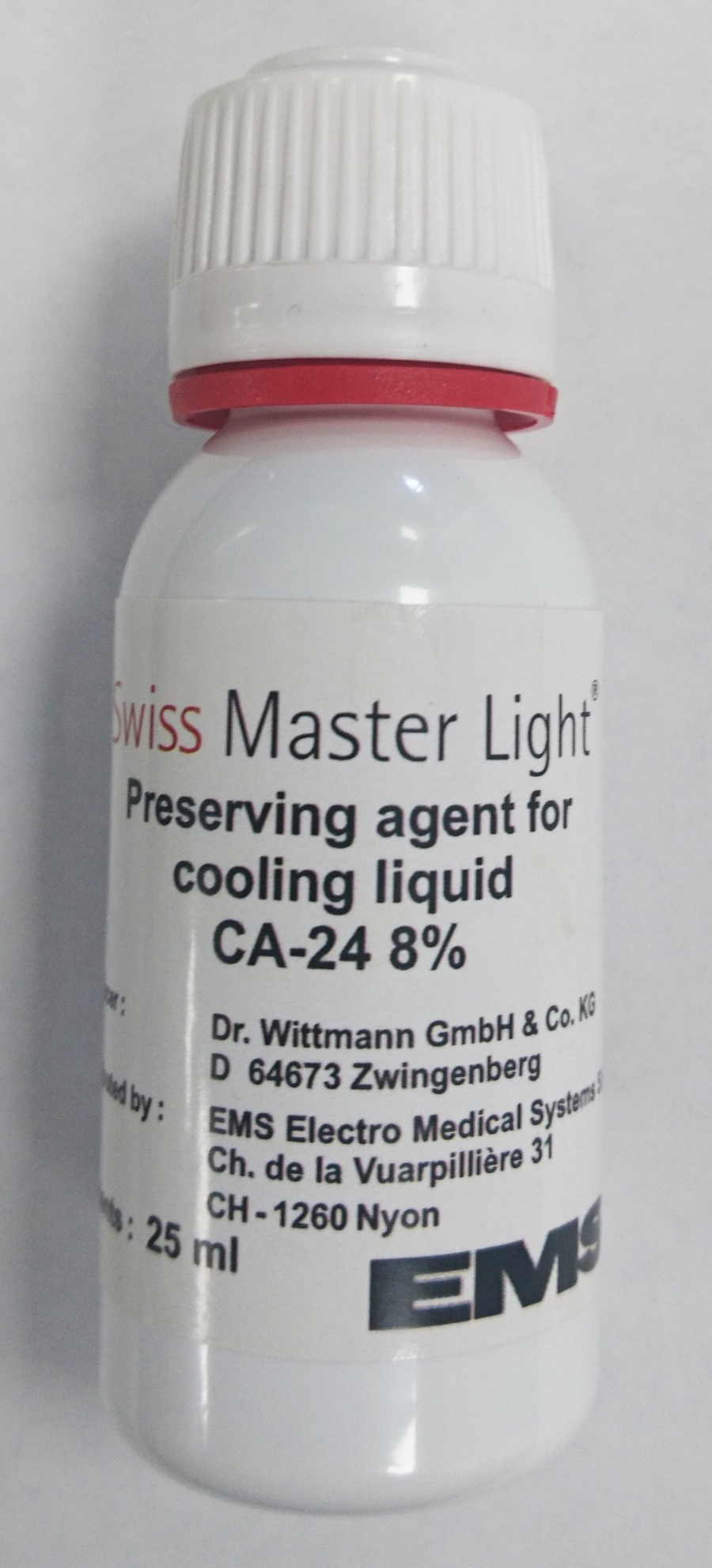 Swiss Master Light CA-24 8% 25ml