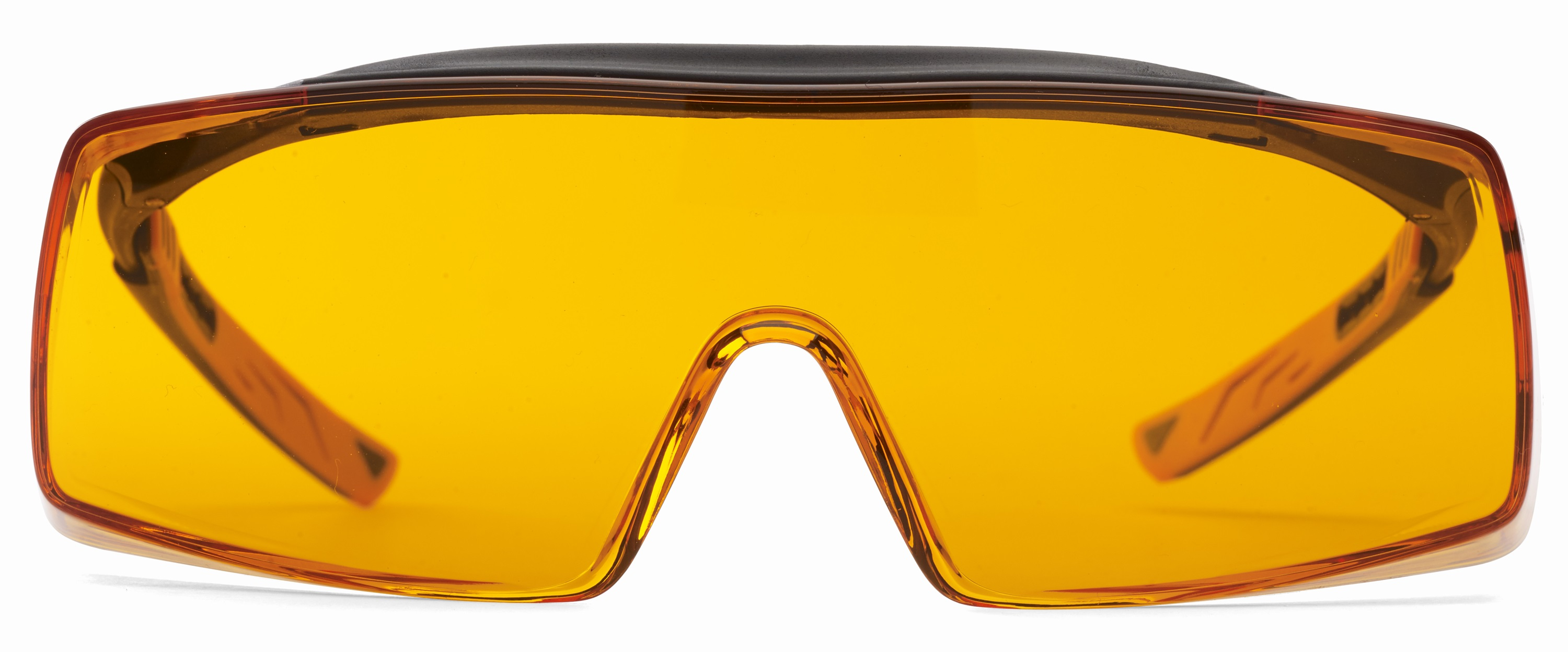 Glacubora Monoart Glasses Cube orange védőszemüveg