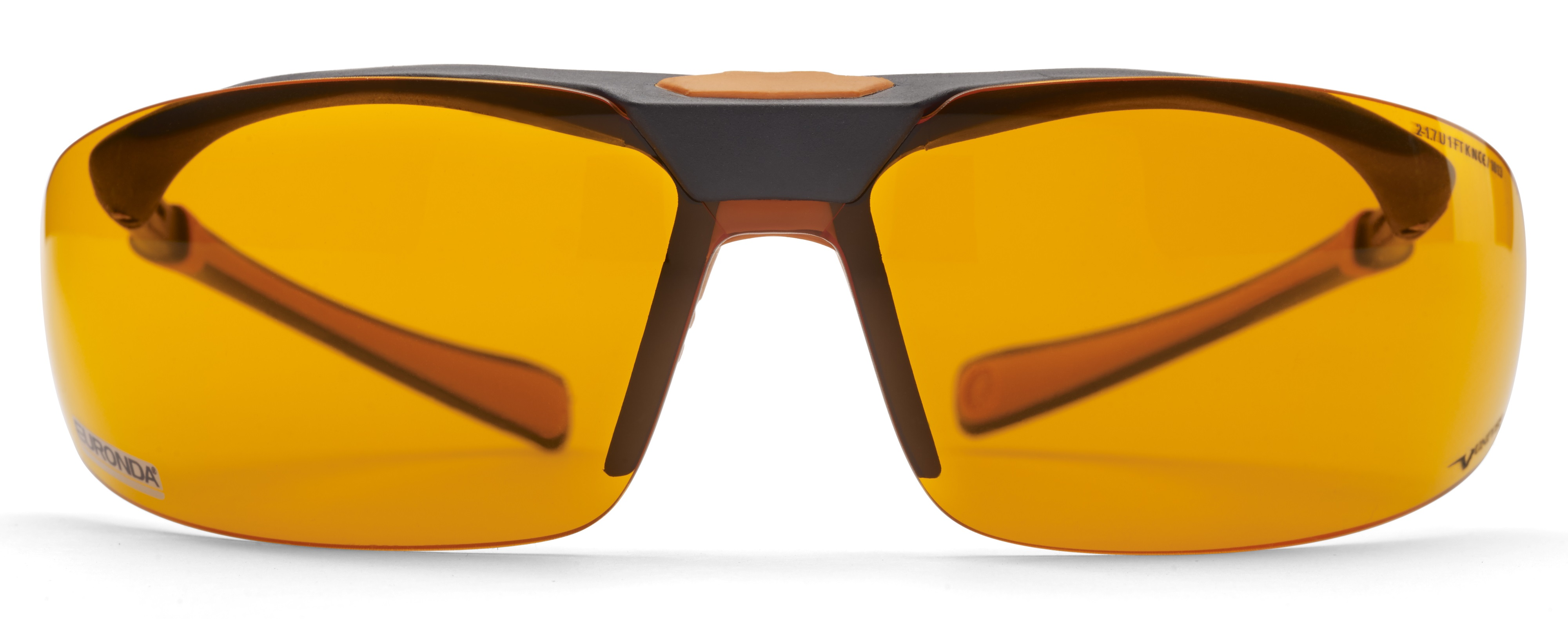 Glastrora Monoart Glasses Stretch orange védőszemüveg