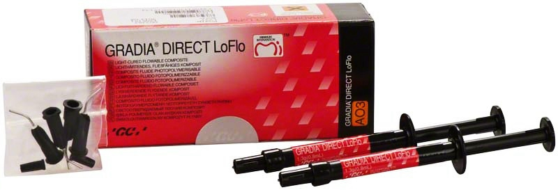Gradia Direct LoFlo AO3 2db
