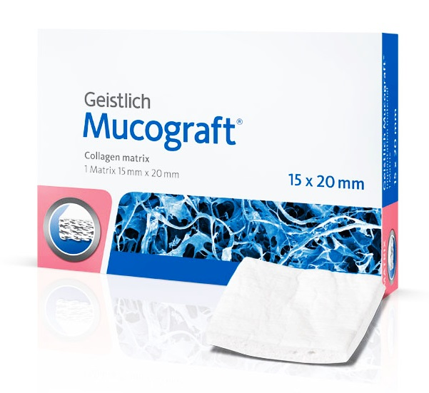 Mucograft 15x20mm