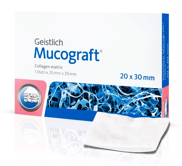 Mucograft 20x30mm