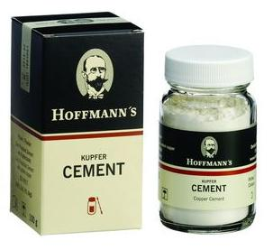 Kupfer cement por 3-as /Hoffmann/