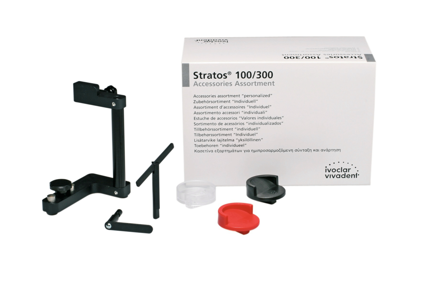 Accessories Assortment for Stratos 100/300