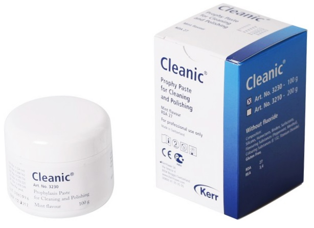 Cleanic 100g fluorid mentes