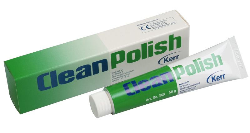 Cleanpolish 360 without fluorid