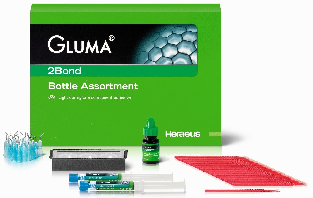 Gluma 2Bond Assortment