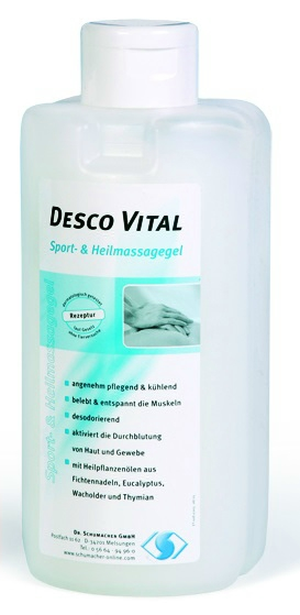 Desco Vital gel 500ml