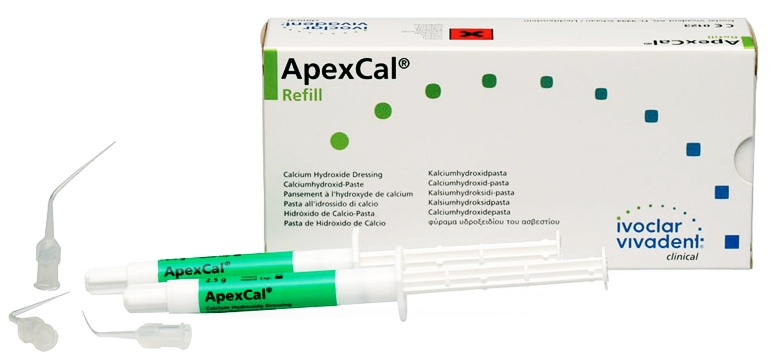 ApexCal Refill 2x2.5g