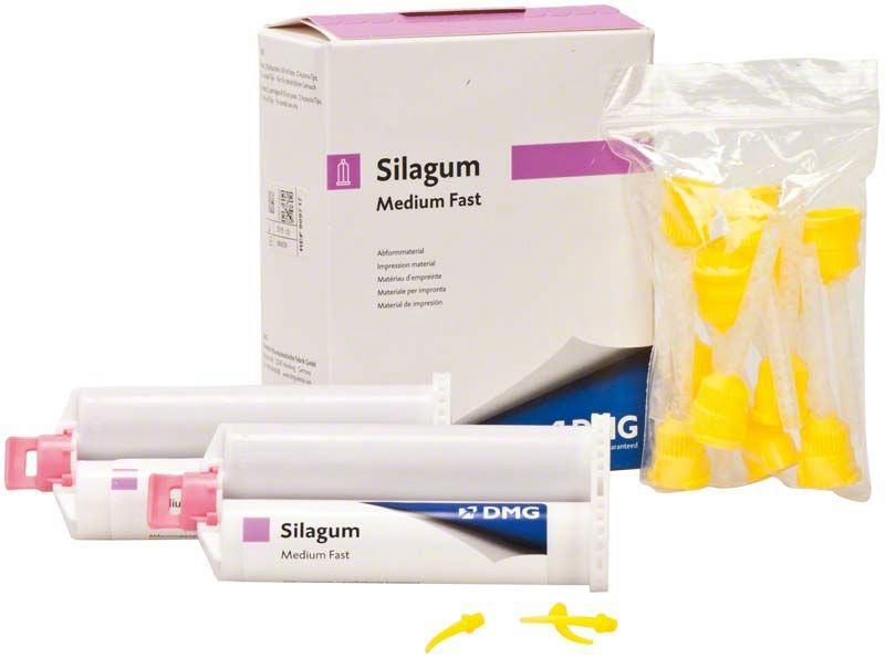 Silagum-Automix Medium fast 2x50ml.
