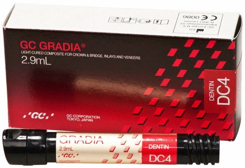 Gradia Dentin, DC4 2,9 ml