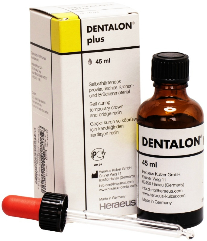 Dentalon Plus foly. 45ml