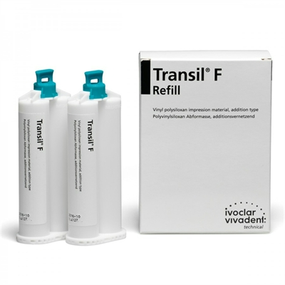 Transil F 2x50ml / 6 Mixing Tips