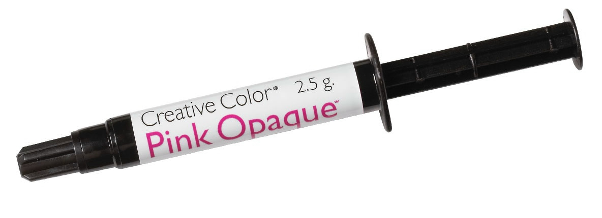 Creative color – pink opaque 2,5g